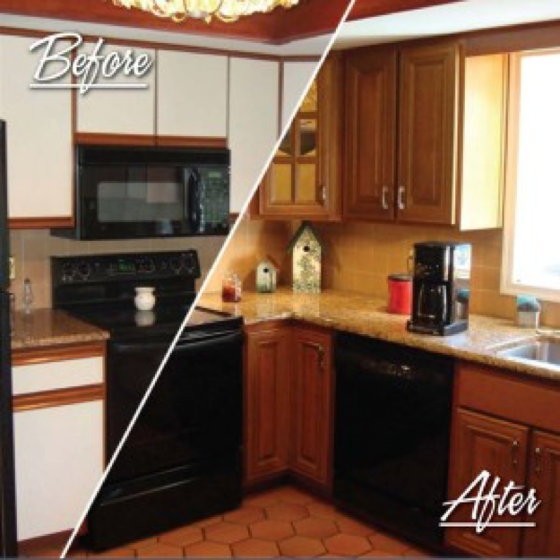 Laminate Kitchen Cabinets Refacing: Formica Kitchen Cabinets Refacing: Can You Reface Formica